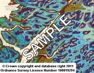 Climate Maps 1:625 000 sample image